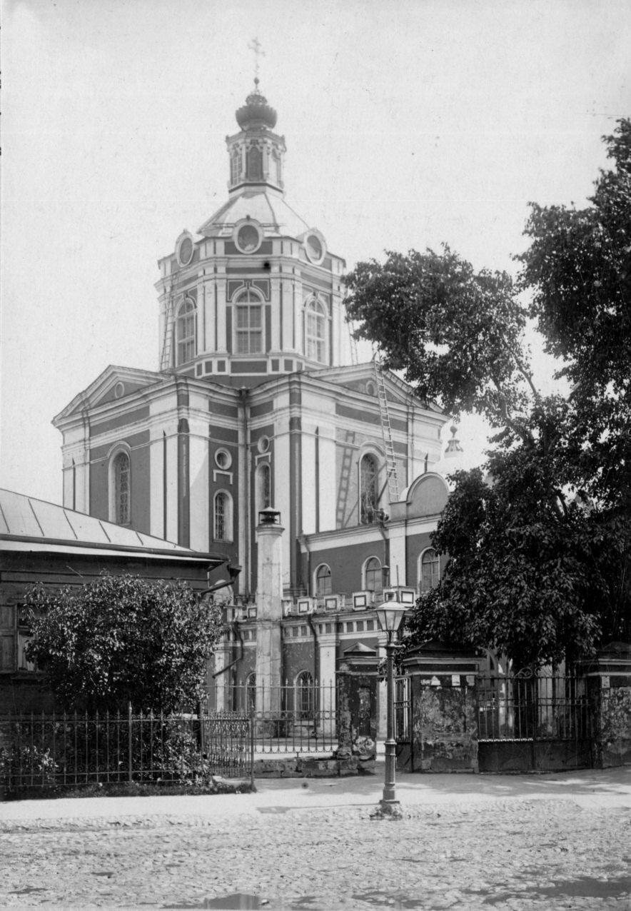 649. Церковь Вознесения Господня за Серпуховскими воротами