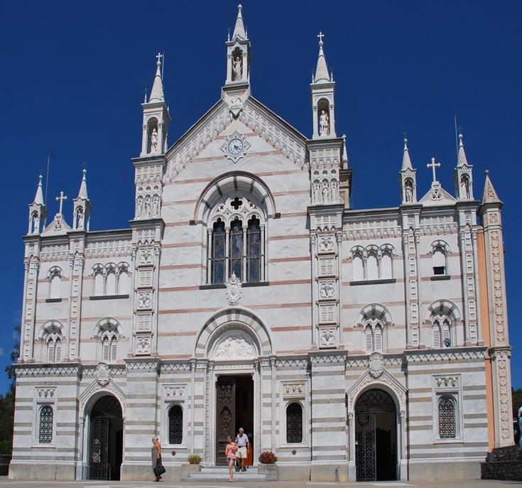 Церковь в Рапалло