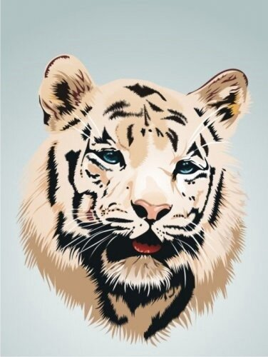Ученики Белого тигра.  Флейм.  Крылатые тигры.  Опубликовано в разделе.  Год белого тигра.  Автор.  ЛАСКА.