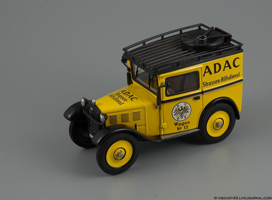 """Dixi-Eillieferwagen """"ADAC-Strassen-Hilfsdienst"""""""