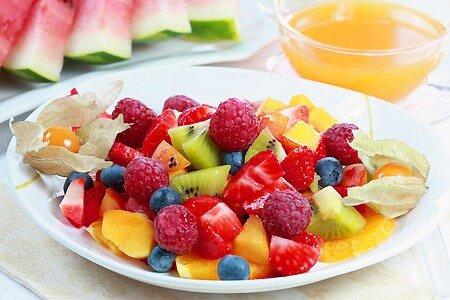 Однодневная фруктовая диета
