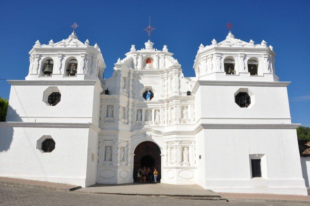 Шедевры Старой Гватемалы
