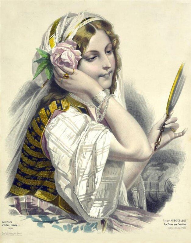 Литографии Josephine Ducollet