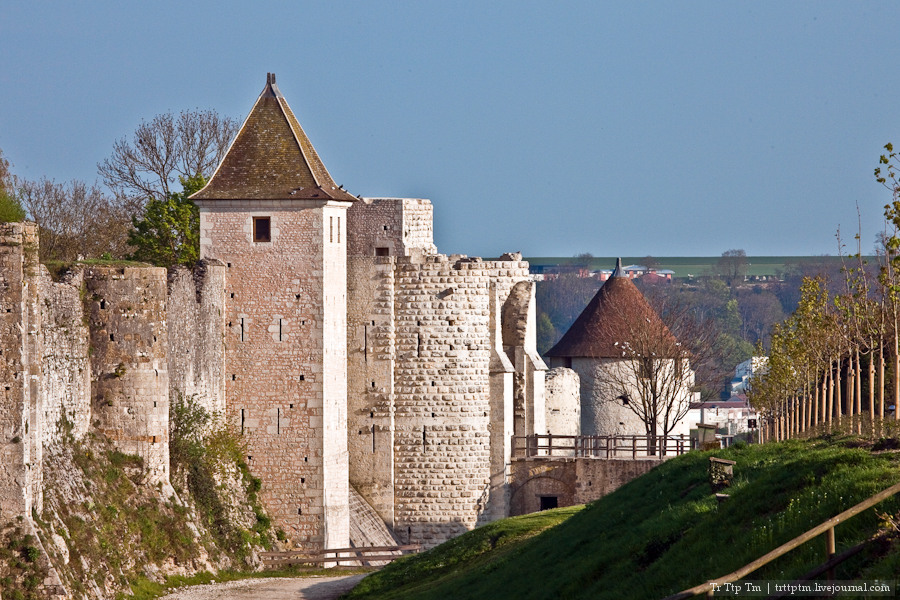 Там, где есть средневековая Франция. Провэн.