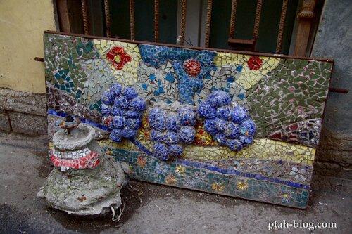 мозаика, малая академия искусств, петербург