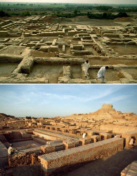 цивилизация долины инда, пакистан