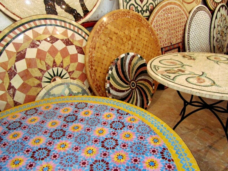 Марокканская керамика
