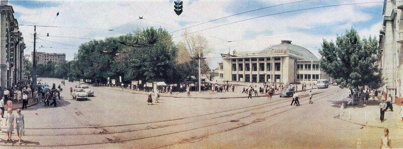 Площадь Кирова, 1967 год