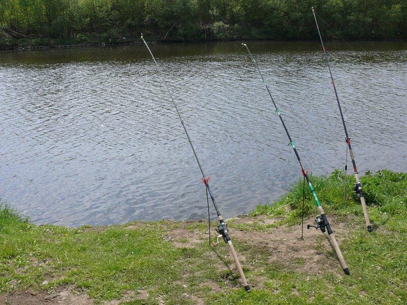 Как сделать косынку для ловли рыбы видео