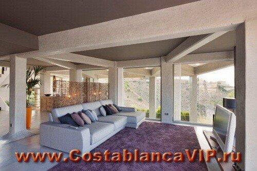вилла в Benidorm, CostablancaVIP, вилла в Бенидорме, вилла в Испании, недвижимость в Испании, Коста Бланка, современная вилла в Испании