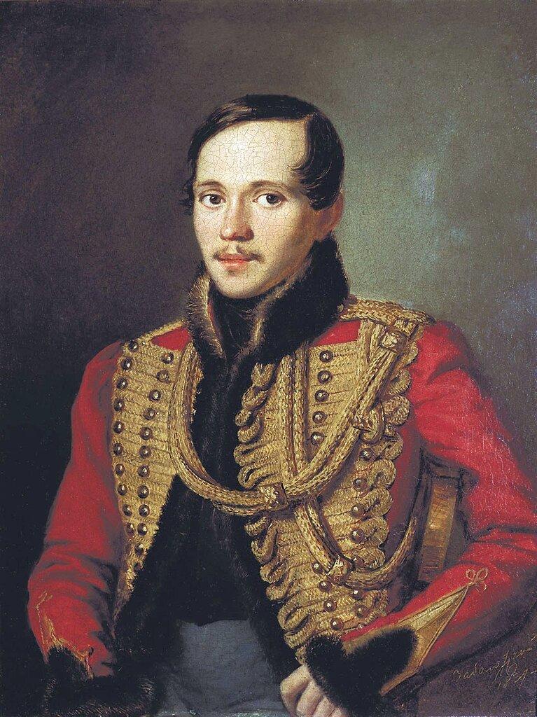 Пётр Заболотский. Лермонтов, Михаил Юрьевич(3 (15) октября 1814, Москва — 15 (27) июля 1841, Пятигорск) работа 1837 г
