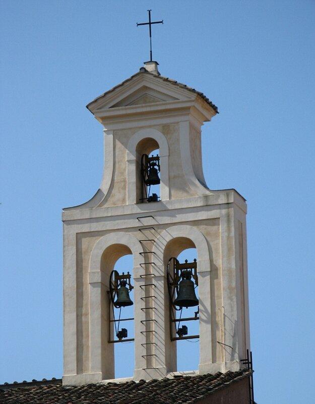 базилику Косьмы и Дамиана (Santi Cosma e Damiano