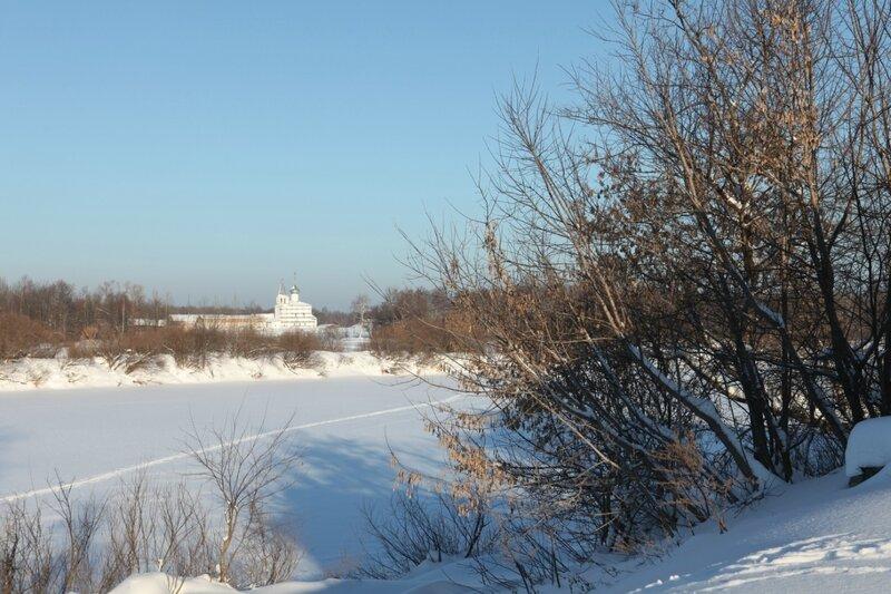 Гороховец - Знаменский Монастырь