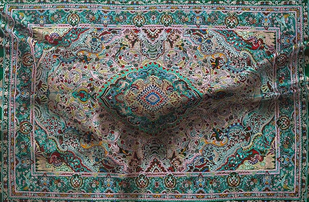 Swept under the rug, Antonio Santin80.jpg