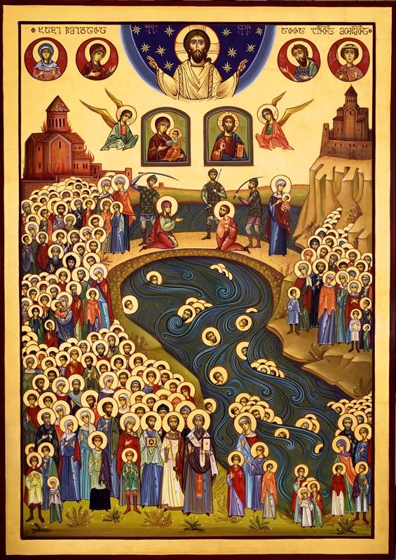 Сто тысяч мучеников Тбилисских.