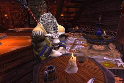 Самый умирающий персонаж игры World of Warcraft теперь неуязвим