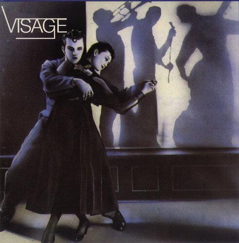 (Synthpop, New Wave) [CD] Visage - Visage - 1980, FLAC (image+.cue), lossless