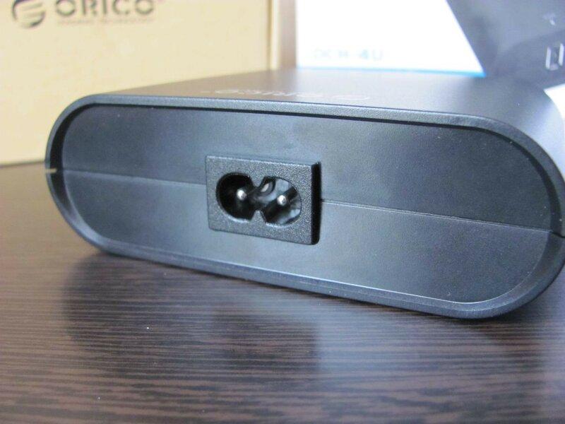 CninaBuye: Зарядное устройство с 4 USB портами ORICO DCH-4U
