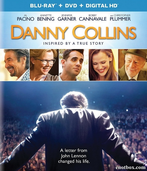 Второй шанс / Danny Collins (2015/BDRip/HDRip)