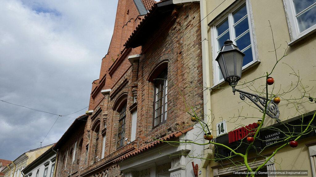 Вильнюс в мелочах. Литва