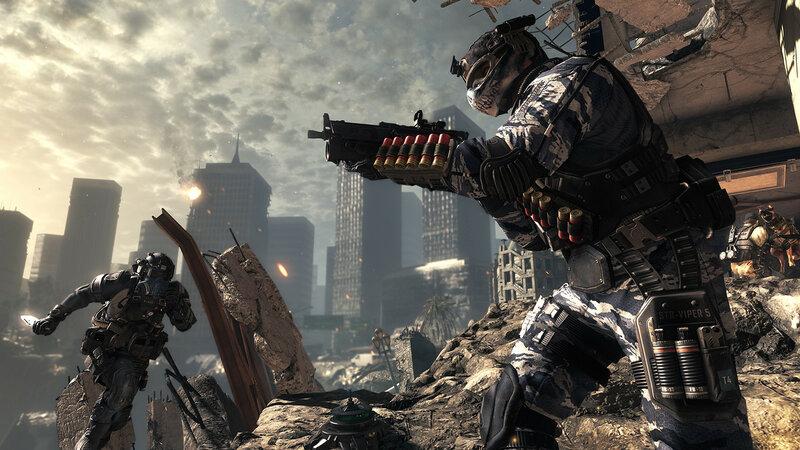 Качественные обои Call of Duty: Black Ops