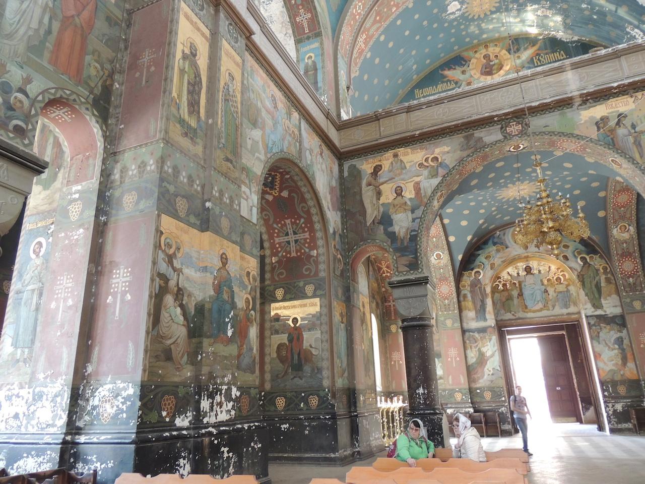 Абхазия Новоафонский монастырь Храм 14 марта 2015 г., 15-49.JPG