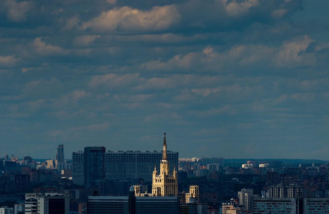 «Москва-Сити».
