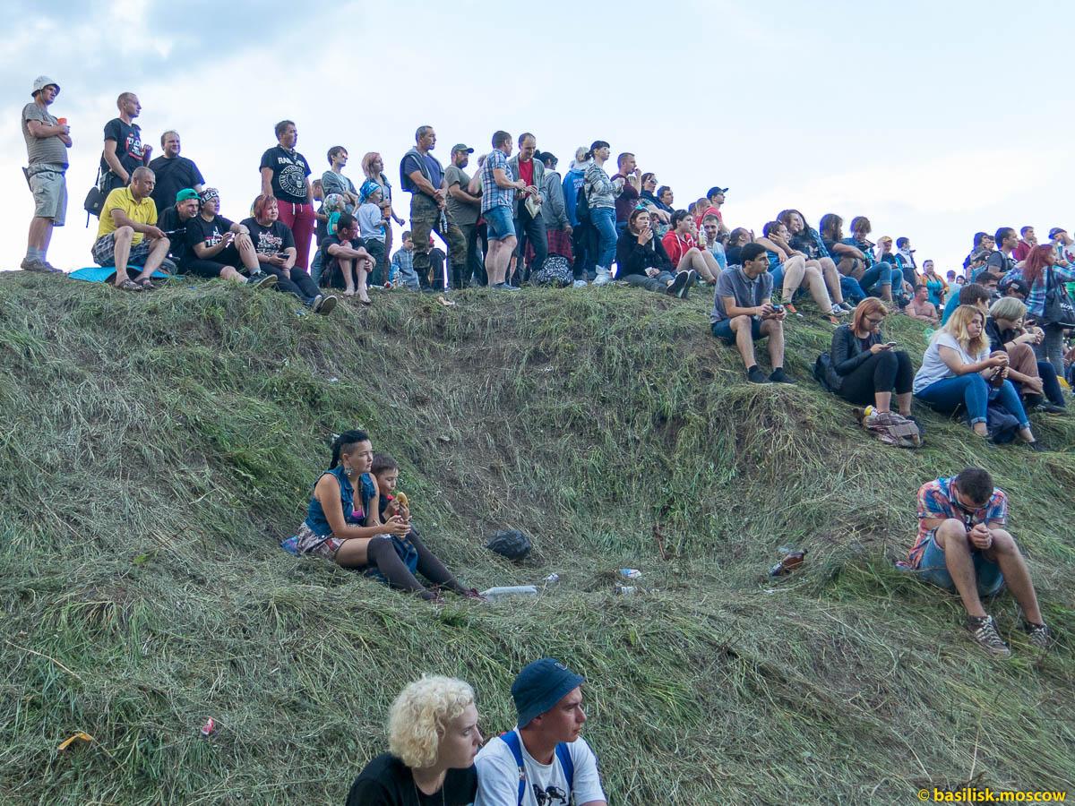 Истра.Фестиваль Песок.Август 2015.