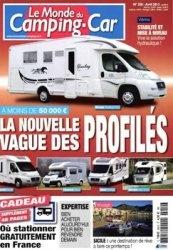 Журнал Le Monde du Camping Car №250 2013
