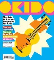 Журнал Okido N20: Music
