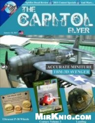Журнал The Capitol Flyer Newsletter  2011-01