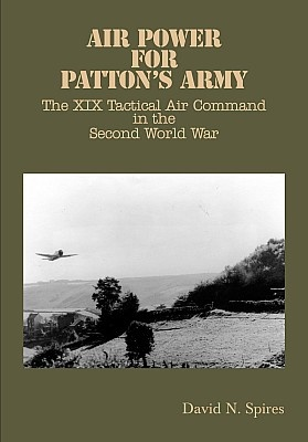 Книга Air Power for Pattons Army