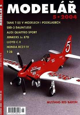 Журнал Modela 2004 No 5