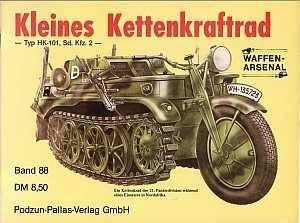 Waffen-Arsenal. #088. Kleines Kettenkraftrad