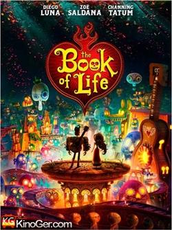Manolo und das Buch des Lebens (2014)