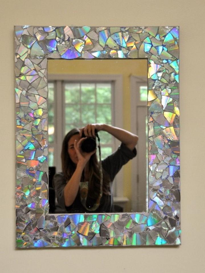 Декор зеркал больших своими руками