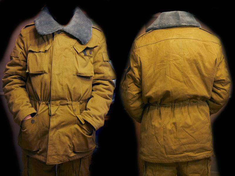 d3fd6f3213b3 зимняя афганка,до минус 30 вполне можно носить. Если покупать не у  ганзовских барыг,то совсем не дорого. Мне комплект штаны+бушлат за 800 р  обошелся