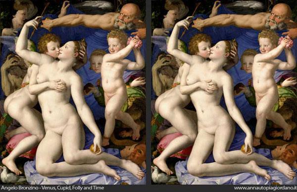 Похудевшая Венера