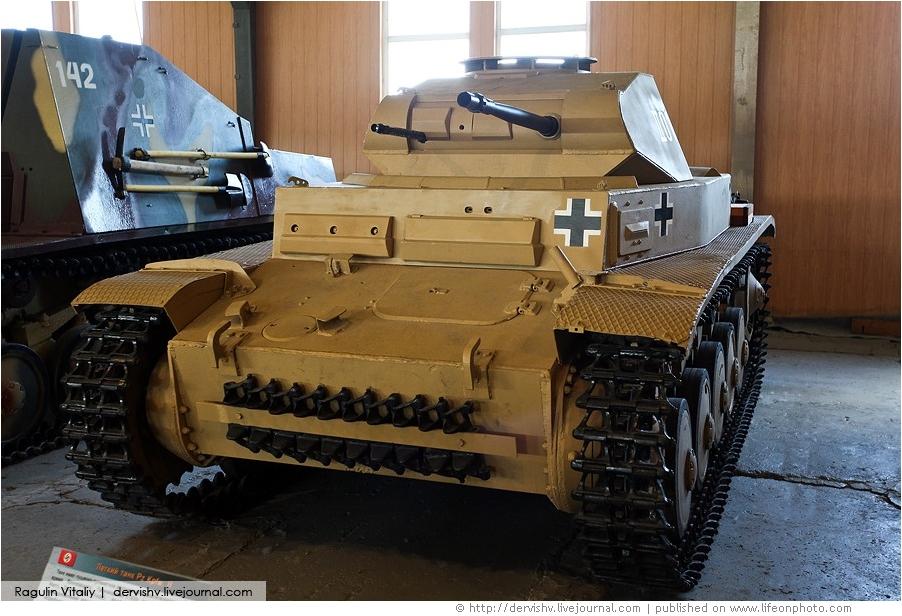 Музей Бронетанкового Вооружения и Техники в Кубинке