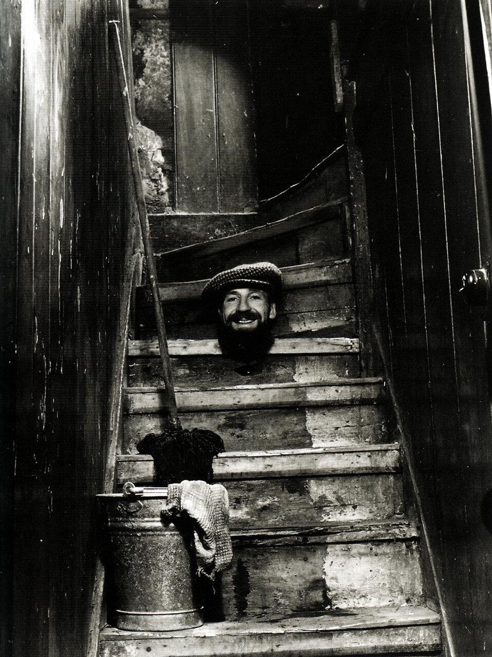 "Angus Mc Bean - ""Self Portrait"" 1947"