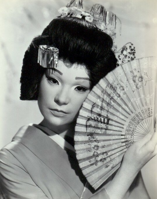 Shirley MacLaine in My Geisha 1962