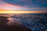 Океан на рассвете