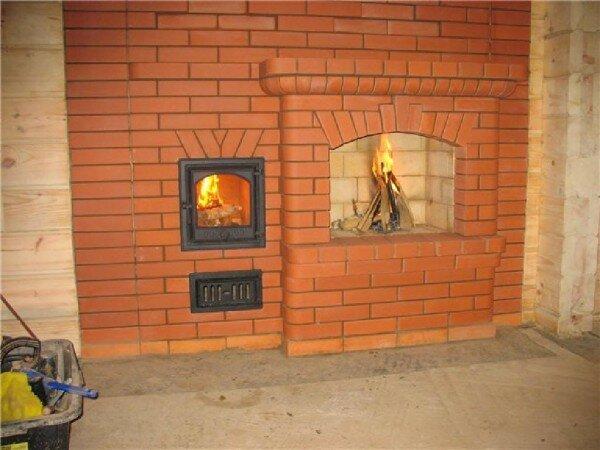 кирпичная печка для дачи - Нужные схемы и описания для всех.