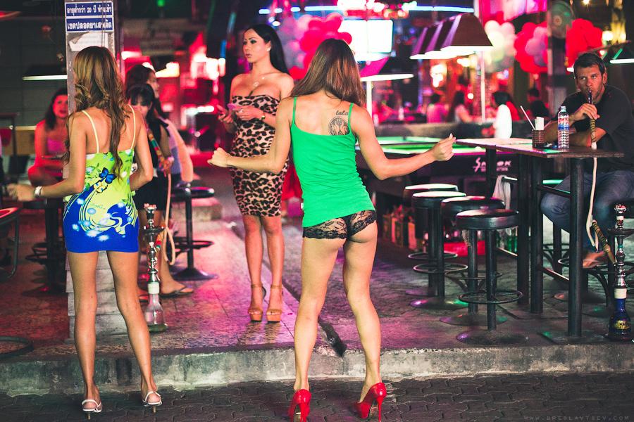 сексуальные и ночные развлечения явно