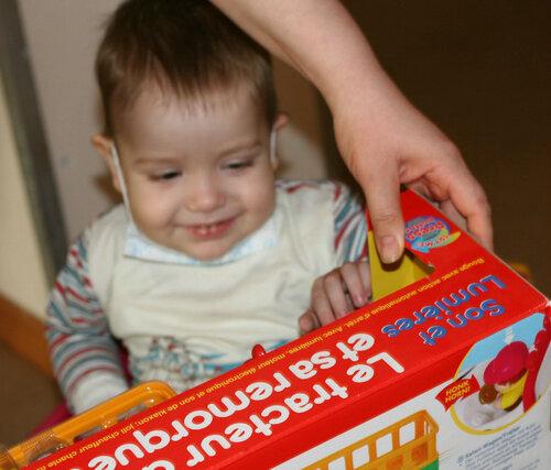 Даня П. Развивающие игрушки