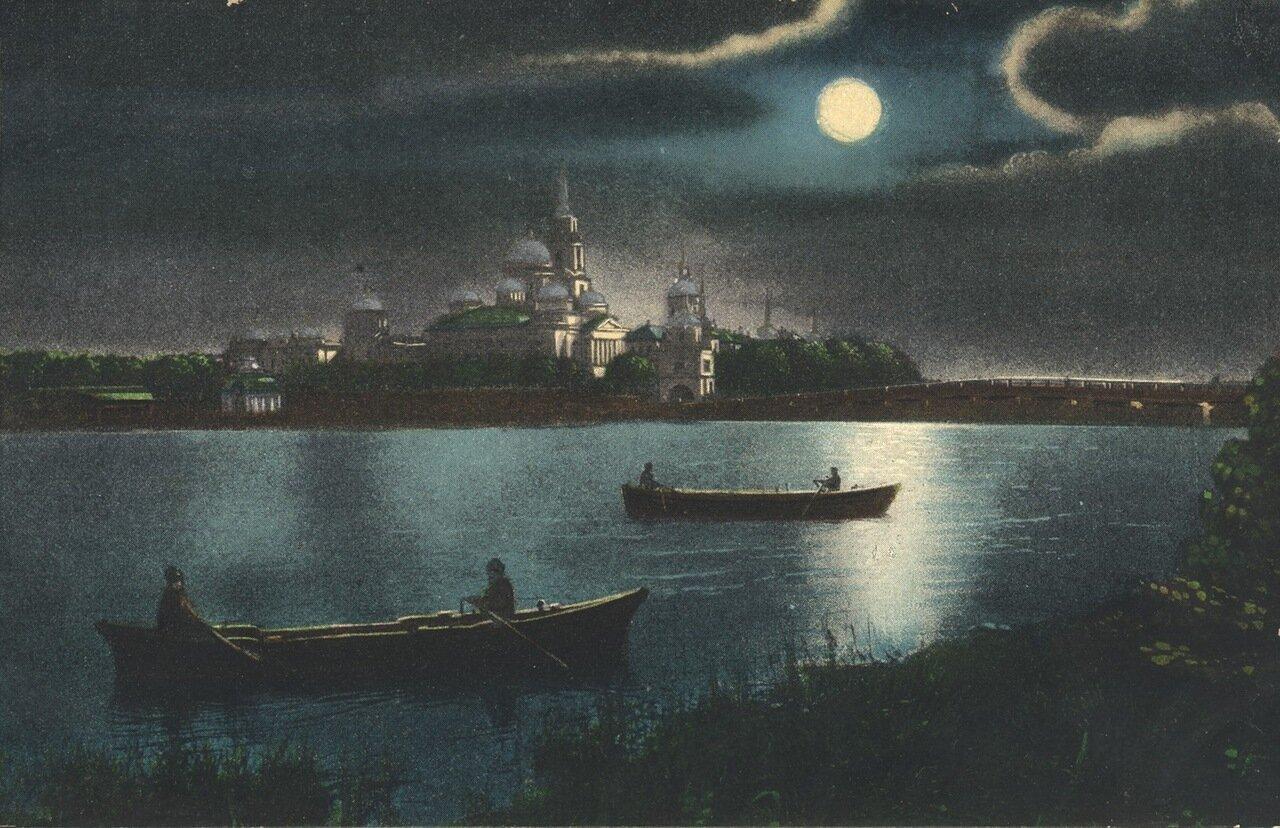 Ночью на Селигере