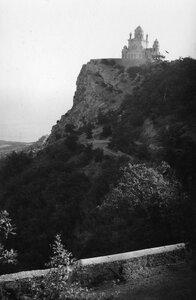 69. Крым. Воскресенская церковь в Форосе