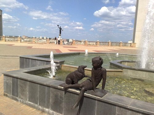 фонтан дружба1