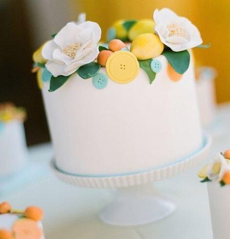 Свадьба и пуговицы