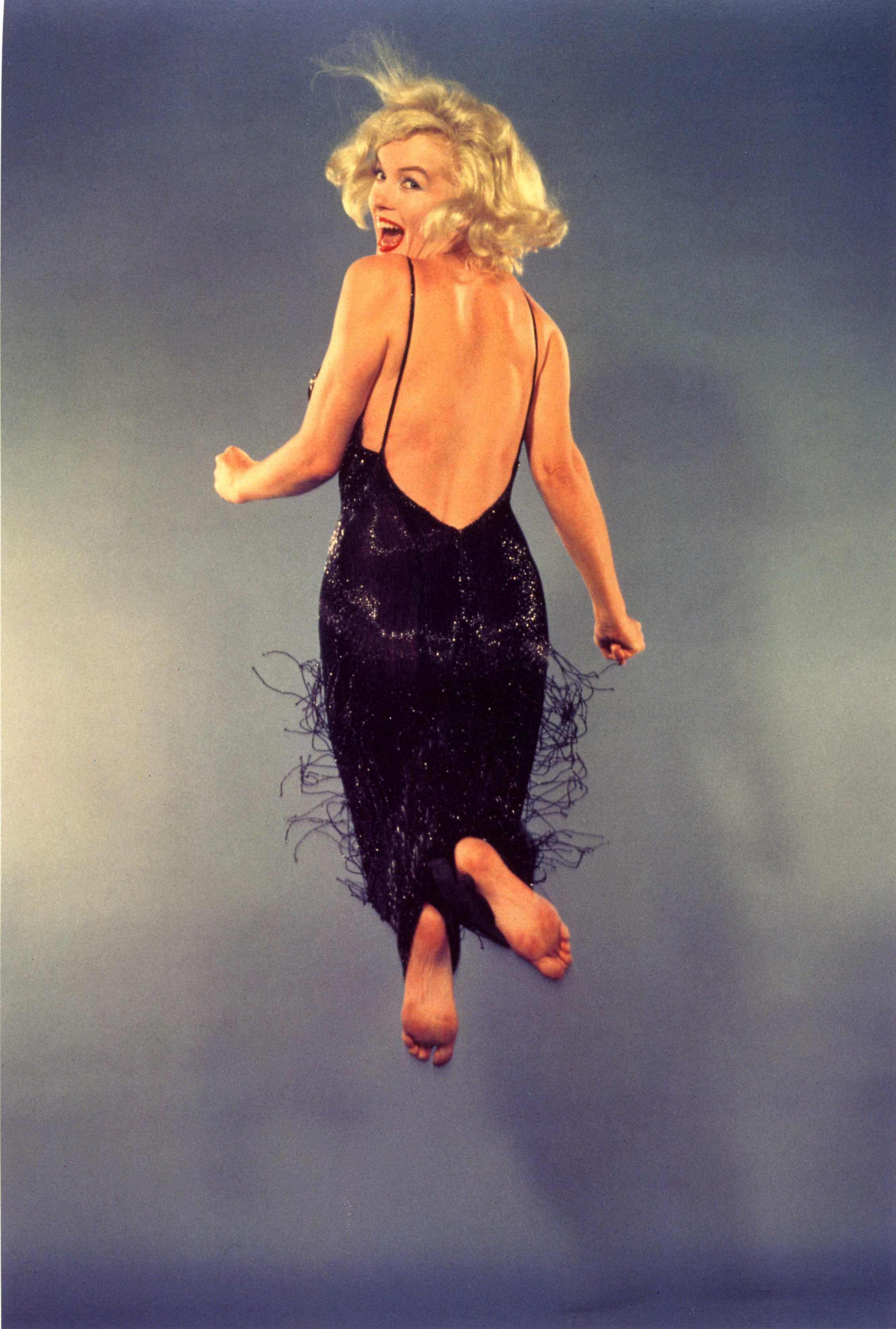 Biography: Portrait Philippe halsman fashion photography